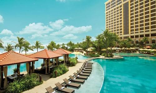 Luxury Vietnam resort plans exclusive airport