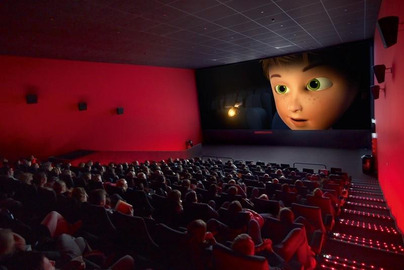 Hệ thống rạp chiếu phim kỹ thuật số