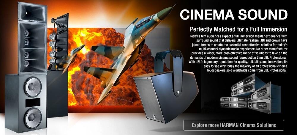 Cinema Sound system